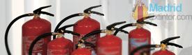 Disponibildad de extintores